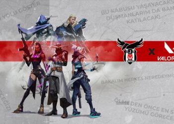 Beşiktaş Esports Valorant Takımını Duyurdu