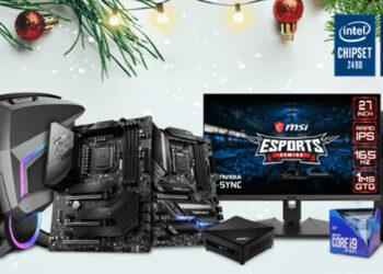 Intel X MSI Yılbaşı Alışveriş Rehberi