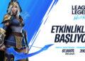 Nimo TV, 267.000 TL'lik League of Legends: Wild Rift Etkinliğini Duyurdu