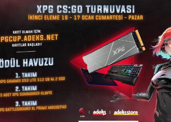 XPG CS:GO Turnuvasında 2. Hafta Heyecanı