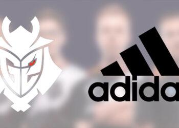 G2 Esports, Adidas İle Çok Yıllık Bir Anlaşma İmzaladı