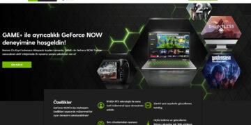 NVIDIA GeForce NOW, GAMEPLUS ile Türkiye sunucularında