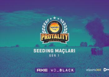 Supradyn Energy PUBG Protality Series Seeding 1. Gün