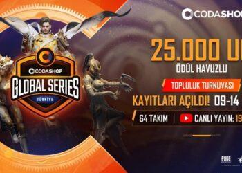 CGS Turkey Şubat PUBG Mobile Turnuvası Başlıyor