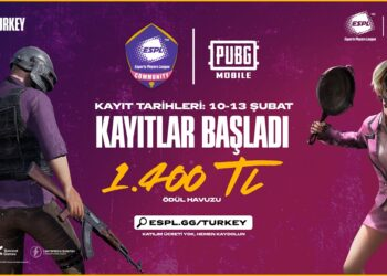 ESPL Turkey Daily Cups PUBG Mobile #1