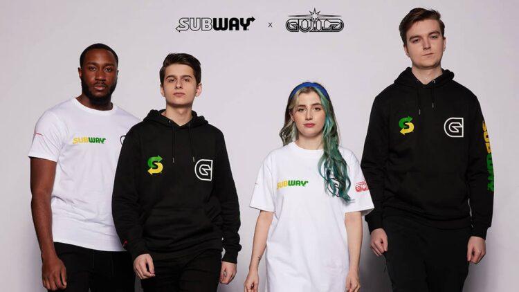 Subway ve Guild Esports'tan İş Birliği