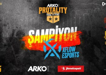 ARKO MEN PROTALITY: Trial by Fire Şampiyonu XFlow Esports!