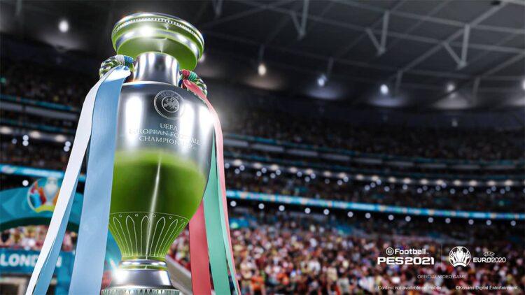 UEFA EURO 2020 özel eFootball PES 2021 içerikleri geliyor
