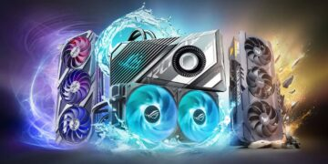 ASUS, GeForce RTX 3080 Ti ve GeForce RTX 3070 Ti serisini duyurdu