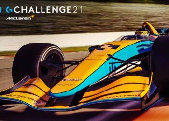 Logitech McLaren G Challenge 1 Temmuz'da başlıyor
