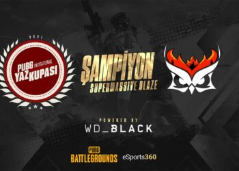 WD Black Invitational Yaz Kupası Şampiyonu Supermassive Blaze!