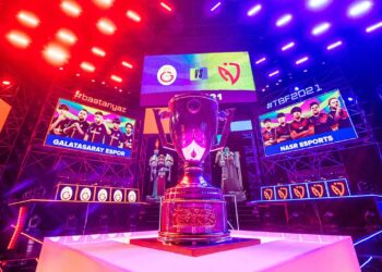 2021 Türkiye Büyük Finali - Görsel: Riot Games